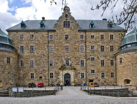 Örebro Slott – Slottsarkitektuppdrag / Örebro castle – Castle architect, Sweden