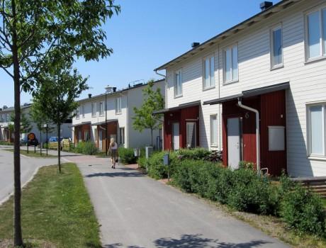 Vistaberg – Bostadsområde i Huddinge / Vistaberg Garden City, Huddinge, Sweden