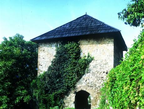 Sahat Kula Tower, Jajce, Bosnia Herzegovina