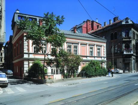 Despica kuca – serbiskt köpmannahus / Despica Kuca- Serb Merchant House, Sarajevo Bosnia Herzegovina