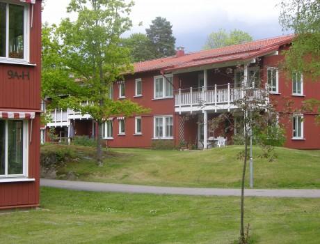 Wälludden, etapp II / Wälludden Housing, phase II, Växjö, Sweden