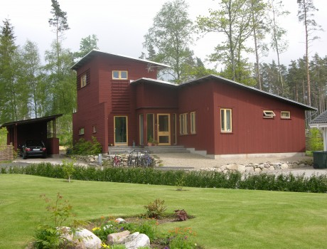 Villa Alsmarker, Single Family House, Växjö Sweden