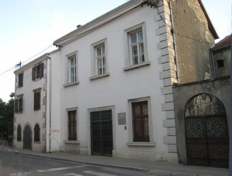 Kulturarvsinstitutet i Mostar / Institute in Mostar, Bosnia Herzegovina