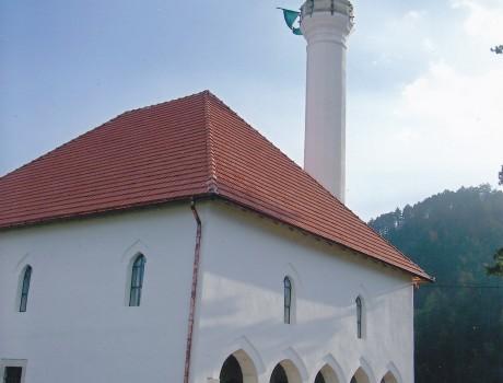 Handanija moskén / Handanija Mosque, Prusac, Donji Vakuf, Bosnia Herzegovina