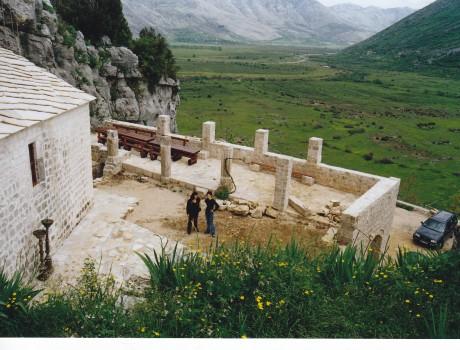 Zavala klosterkyrka / Zavala Monastery Church, Ravno, Bosnia Herzegovina