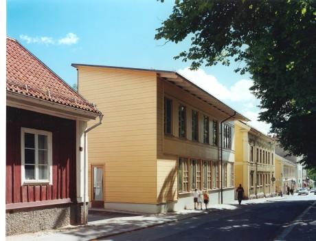 Nora Fösamlingshem / Nora Parish House, Sweden