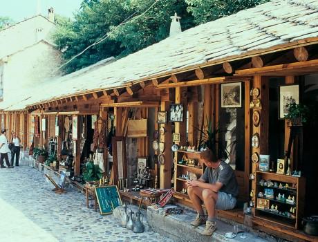 Kujundziluk Bazaar, Mostar, Bosnia Herzegovina