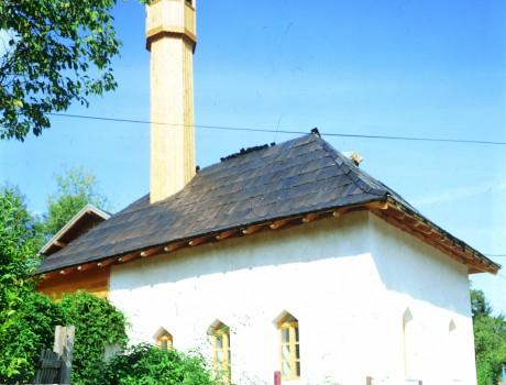 Sinan Begova moskén / Sinan-bey Mosque, Jajce, Bosnia Herzegovina