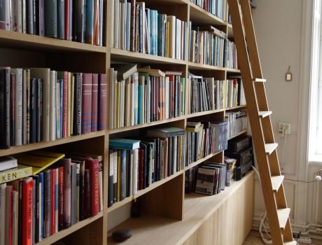 Fast inredning / Interiors – built-in cupboards