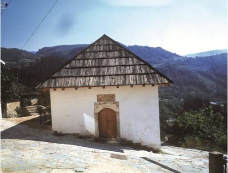 Dizdar moskén / Dizdar Mosque, Jajce, Bosnia Herzegovina