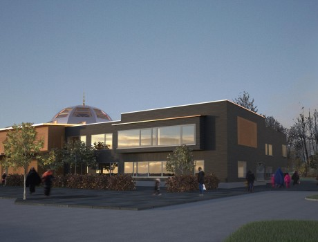 Islamiskt center / Islamic Centre