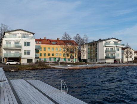Nybyggnad Bostäder, Kv Gåsen, Lindesberg