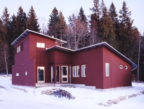 Villa Alsmarker, single family house, Växsjö. Sweden.